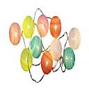 cheap Pendant Lights-1.5m String Lights 10 LEDs Warm White Decorative AA Batteries Powered 1pc