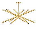 cheap Chandeliers-ZHISHU Sputnik Chandelier Ambient Light - Mini Style, 110-120V / 220-240V Bulb Not Included / 10-15㎡
