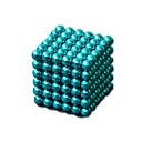cheap Magnet Toys-216 pcs Magnet Toy Magnetic Toy / Magnetic Balls / Magnet Toy Stress and Anxiety Relief / Focus Toy / Office Desk Toys Teenager / Intermediate Gift