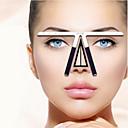preiswerte Augenbrauen Accessoires-Augenbrauen-Schablone Profi Level / Tragbar Bilden 1 pcs Edelstahl Gesicht Tragbar / Universell Kosmetikum Pflegezubehör