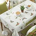 preiswerte Dekorative Objekte-Moderne Quadratisch Tischdecken Geometrisch Tischdekorationen 1 pcs