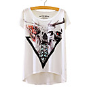 cheap Night Lights-Women's T-shirt - Skull Print