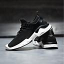 זול נעלי ספורט לגברים-בגדי ריקוד גברים רשת אביב נוחות נעלי ספורט שחור / אפור
