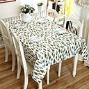 baratos Torneiras de Cozinha-Moderna PVC / Algodão Quadrada Toalhas de Mesa Geométrica Decorações de mesa 2 pcs