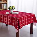 tanie Obrusy-Nowoczesny Polichlorek winylu / Bawełna Kwadrat Obrus Geometric Shape Dekoracje stołowe 1 pcs