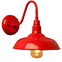 abordables Fundas de Asiento-Retro / Vintage Lámparas de pared Interior / Bazares y Cafeterías Metal Luz de pared IP20 110-120V / 220-240V 60W