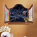 povoljno Zidne naljepnice-Dekorativne zidne naljepnice - Zidne naljepnice Božić Stambeni prostor / Spavaća soba