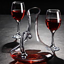 cheap Wine Accessories-Bar & Wine Tool Glasses, Wine Accessories High Quality Creative for Barware Simple 3pcs