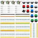 preiswerte Stecker & Anschlussklemmen-Set Keyestudio Glasfaser Externe Stromversorgung