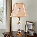 זול מנורות שולחן-מסורתי / קלסי דקורטיבי מנורת שולחן עבור סלון / חדר שינה מתכת 220-240V