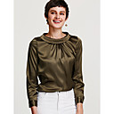cheap Bracelets-Women's Cute Blouse Crew Neck
