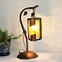 billige Syntetiske parykker uten hette-Enkel Nytt Design Bordlampe Til Stue Metall 220-240V