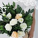 ieftine Flor Artificiales-Flori artificiale 1 ramură Clasic Nuntă Trandafiri Față de masă flori