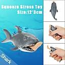 ieftine Produse Antistres-LT.Squishies Jucării din Cauciuc / Alină Stresul Shark Focus Toy / Jucarii de decompresie uretan poli 3 pcs Copilului Toate Cadou