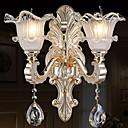 ieftine Aplice de Perete-Rustic / Cabană / Retro / Vintage Bucătărie / Interior Cristal Lumina de perete 220-240V 20 W