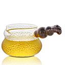 ieftine Cafea și Ceai-sticlă / Lemn Rezistentă la căldură / Ceai neregulat 1 buc Strecurătoare Ceai / ceainic
