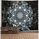 cheap Wall Tapestries-Novelty / Holiday Wall Decor Polyester Classic / Vintage Wall Art, Wall Tapestries Decoration