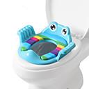 baratos Acessórios de toalete-Assento para Vaso Sanitário Para Crianças Moderna Plásticos 1pç acessórios de chuveiro