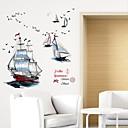 ieftine Acțibilde de Perete-Autocolante de Perete Decorative - Animal Stickers de perete Transportare Sufragerie / Dormitor / Baie