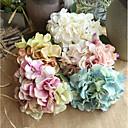 ieftine Flor Artificiales-Flori artificiale 2 ramură Clasic Stilat / Modern Hydrangeas Față de masă flori
