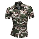 cheap Fishing Rods-Men's Basic Shirt - Camouflage