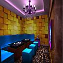 baratos Murais de Parede-Mural Tela de pintura Revestimento de paredes - adesivo necessário Art Deco / Padrão / 3D