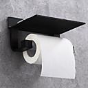 olcso WC kefe tartók-Vécépapír tartó Új design / Menő / Kreatív Modern Alumínium 1db - Fürdőszoba Fali