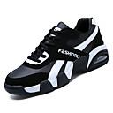 זול נעלי ספורט לגברים-בגדי ריקוד גברים רשת קיץ נוחות נעלי אתלטיקה הליכה קולור בלוק שחור לבן / שחור אדום / שחור / כחול