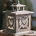 זול נרות ופמוטים-סגנון מינימליסטי פמוטים Candelabra 1pc, מחזיק נר / נרות
