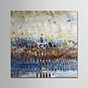 povoljno Ulja na platnu-Hang oslikana uljanim bojama Ručno oslikana - Sažetak Moderna Platno