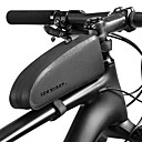 رخيصةأون مقطعات الكيك و الكوكيز-ROCKBROS حقيبة دراجة الإطار مقاوم للماء, المحمول, مكتشف الأمطار حقيبة الدراجة TPU / نايلون حقيبة الدراجة حقيبة الدراجة الدراجة