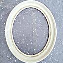 baratos Cortinas de Banho-Moderno / Contemporâneo Madeira Espelhado Molduras, 1pç