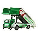 billige Brettspill-Lekebiler Terrengbil Trailer Transportør Truck By Utsikt Kul utsøkt Metall Barne Teenager Alle Gutt Jente Leketøy Gave 1 pcs