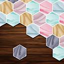 preiswerte Wand-Sticker-Dekorative Wand Sticker - 3D Wand Sticker Formen / 3D Wohnzimmer / Schlafzimmer / Badezimmer