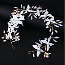 baratos Acessórios de Cabelo-Liga Headbands / Peça para Cabeça com Cristal / Strass 1 Peça Casamento / Ocasião Especial Capacete