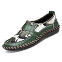 ieftine Pantofi Sport de Bărbați-Bărbați Plasă / PU Vară Confortabili Mocasini & Balerini Culoare Camuflaj Maro / Verde / Albastru