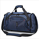 cheap Shoulder Bags-Men's Bags Nylon Shoulder Bag Zipper Blue / Black