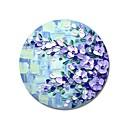 ieftine Picturi în Ulei-Hang-pictate pictură în ulei Pictat manual - Floral / Botanic Contemporan / Modern pânză
