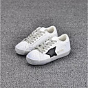 cheap Boys' Shoes-Boys' / Girls' Shoes Patent Leather Spring Comfort Sneakers Lace-up for White / Pink