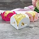 זול אספקה למסיבות-קופסאות קישוט נייר פנינה 50 יחידות מסיבת יום הולדת
