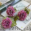 رخيصةأون ألعاب البازل الخشبية-زهور اصطناعية 1 فرع كلاسيكي أنيق / أوروبي أقحوان أزهار الطاولة