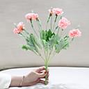 ieftine Flori Artificiale-Flori artificiale 1 ramură Clasic Stilat Carnație Față de masă flori