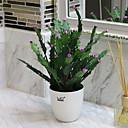 ieftine Flor Artificiales-Flori artificiale 1 ramură Clasic Modern / Contemporan / stil minimalist Plante suculente Față de masă flori