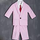 povoljno Majice za dječake-Djeca Dječaci Jednobojni 3/4 rukava Komplet odjeće