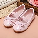 ieftine Pantofi Fetițe-Fete Pantofi PU Primăvara & toamnă Balerină Pantofi Flați Funde pentru Copil Rosu / Roz
