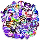 tanie Automotive Body Decoration and Protection-ziqiao 50szt mieszane galaktyka naklejka gwiazdki dream anime cartoon naklejki dla majsterkowiczów bagażu laptopa deskorolka samochodów motocykl rower naklejki