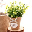 tanie Sztuczny kwiat-Sztuczne Kwiaty 1 Gałąź Pojedynczy Rustykalny Rośliny Bukiety na stół