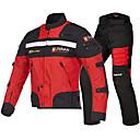رخيصةأون جواكيت الدراجات النارية-DUHAN 020 ملابس نارية سترة السراويل مجموعةforالرجال قماش اكسفورد ربيع / صيف مقاومة للاهتراء / حماية / أفضل جودة