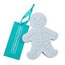 olcso Cookie Tools-Bakeware eszközök Műanyag Szeretetreméltő / Mindszentek napja Kenyér / Keksz Robot süteményformákba 1db