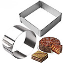 cheap Bakeware-Bakeware tools Stainless Steel New Arrival / DIY Everyday Use / Kitchen Dessert Tools 2pcs